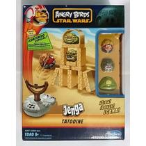 Angry Birds Star Wars Jenga ( Juego De Mesa Seminuevo )