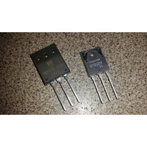 Juego 2 Transistores Igbt Para Fuente De Horno De Microondas