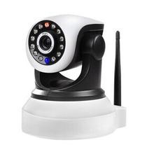 Câmera Ip Wireless Acesso P/ Celular Internet 100w V Noturna