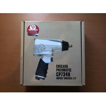 Pistola De Impacto Chicago Pneumatic 734h 1/2 Made In Japan