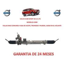 Caja Direccion Hidraulica Cremallera P/bomba Volvo Xc90 V8
