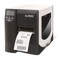 Impressora Zebra Zm400 Revisada Com Garantia De 90 Dias