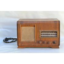 Antigua Radio A Válvulas