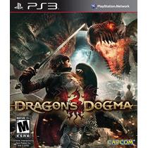Dragons Dogma Ps3 Nuevo Citygame