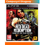 Red Dead Redemption Goty - Playstation 3 Nuevo Original