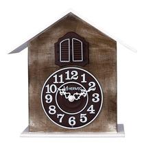 P R O M O Ç Ã O Relógio Parede Cuco Novo Pilha Herweg 6702
