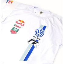 Camiseta - Estampa Volkswagem Pólo Racing - Es130