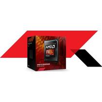 Processador Amd Fx 4300 Black Edition 3.8ghz 8mb Am3 +cooler