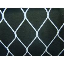 Rede Tela Proteção Janelas Varanda Branca/preta Corda+manual