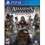 Assassins Creed Syndicate Ps4 Oferta Entrego Hoy Mg15
