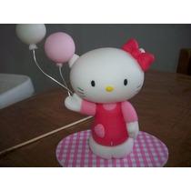 Hello Kitty Adorno De Torta- Souvenirs