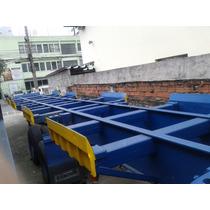 Liquidação Semi-reboques Porta Container A Partir De R$15mil