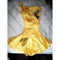 Hermosa Fashion Malla Enteriza/vestido Años Cincuenta Import