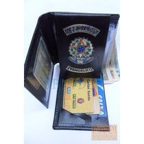 Carteira Missionário Evangélico Porta Notas Cartões Cnh C74p