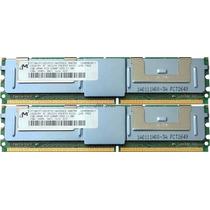 Memoria 1gb 2rx8 667 Pc2-5300f 398706-251 1900 2900 Ml350 G5