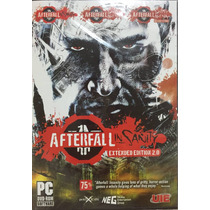 Afterfall Extrnded Edition Pc Dvd Nuevo Ingles Disco Steam