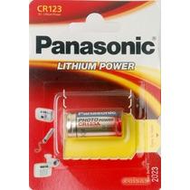Oferta Accesorio Para Cámaras, Lithium Power Cr123a. 3v.