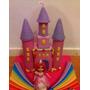 El Castillo & Tu Princesa En Tu Torta!!