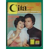 1976 Fotonovela Cita Con Ana Bertha Lepe & Carlos Piñar