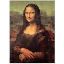 100-001 Mona Lisa Da Vinci Mini Rompecabezas 1000 Pzas Tomax