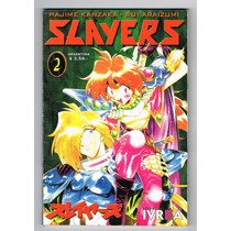 Slayers - Tomo 2 - Editorial Ivrea
