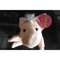 Peluche Pelicula Babe Beanbag Friend El Cerdito Valiente Pig