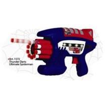 Pistola Lanza Dardos Spiderman Luz Y Sonidos Ploppy 691572