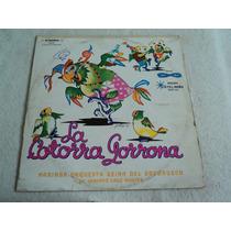 Marimba Orquesta Reina De Soconusco Cotorra/ Lp Envio Gratis