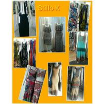 Vestidos Longos E Curtos Vários Modelos