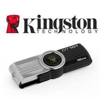 Pendriver De 16gb Kingston Data Traveler