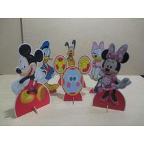 A Casa De Mickey Mouse Display De Mesa,festa Infantil,mdf