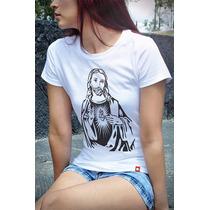T-shirts Personalizadas, Religiosa - Jesus Coração Sagrado