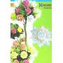 Moldes Thickas +libro Digital Para Hacer Flores En Goma Eva