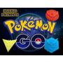 Insignias Pokemon Go Moltres Zapdos Articuno
