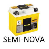 Bateria De Moto Suzuki Burgman 125 Recondicionada Seminova