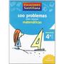 Vacaciónes Santillana 100 Problemas Para Repasa Envío Gratis