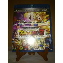 Dragon Ball Z La Batalla De Los Dioses Bluray E.e 2 Discos