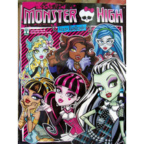 Figurinhas Avulsas Álbum Monster High 2013