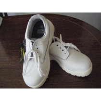 Zapato Industrial Aislante, Treck Chile, Talla 36