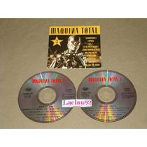 Maquina Total 3 Varios 1992 Max Music Cd España