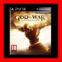 God Of War Ascension Ps3 Digital Oferta !!!