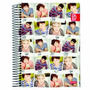 Caderno Espiral One Direction - Jandaia