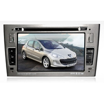 Equipo Multimedia Peugeot 308 Y 408 Gps,dvd,ipod,bluetooth