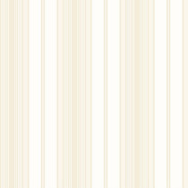 Papel Parede - Listras Bege E Branco - 10 Metros X 52cm