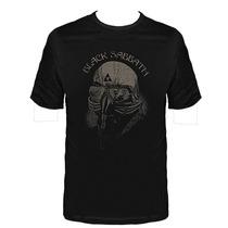 Camiseta Infantil Black Sabbath Us Tour 78 Stamp