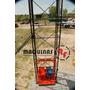 Torre De Elevación Para Obras Marca Máquinas Rf -sin Motor