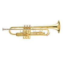 Trompete Bb Americano (made In Usa) - King 601w