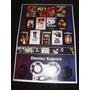Stanley Kubrick Poster/cartaz Diretor Filme Laranja Mecanica