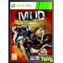 Xbox Mud Fim Motocross Mundial Motos - Nuevo Y Sellado