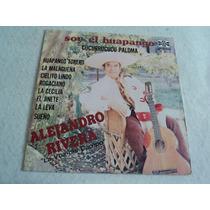 Alejandro Rivera La Voz Del Campo Huapango/ Lp Envio Gratis